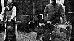 První český vysavač Atom