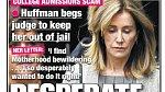 Felicity Huffman dlouho plnila titulní stránky novin.