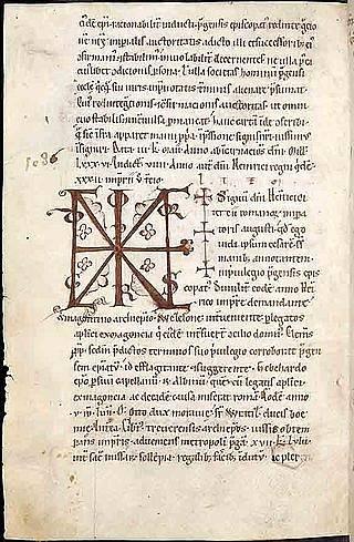 Budínský rukopis Kosmovy Kroniky české, 1. třetina 13. století
