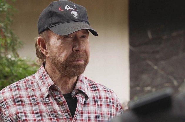 Na jaře Chuck Norris oslavil osmdesátku
