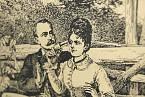 Hugo Schenk zavraždil služebnou Terezu při ruské ruletě.