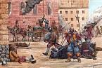Za třicetileté války ho ukradli vojáci, ale zázrakem zůstal v Chrudimi.
