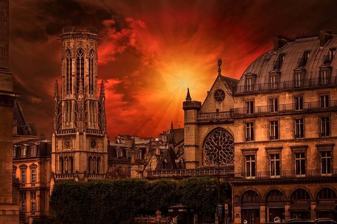 I v Paříži zažívala prostituce rozkvět.