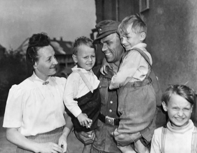 Německé ženy se snažily odrodit co nejvíce dětí.