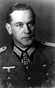 Tankové eso Ernst Barkmann mohl byl spřízněn s Jenny Barkmann