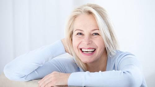 Menopauza se obvykle dostaví kolem 50. roku