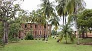 Původně sloužil Ďáblův ostrov jako kolonie malomocných