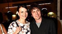 Jana Stryková s manželem