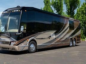 Justin Bieber vlastní luxusní autobus