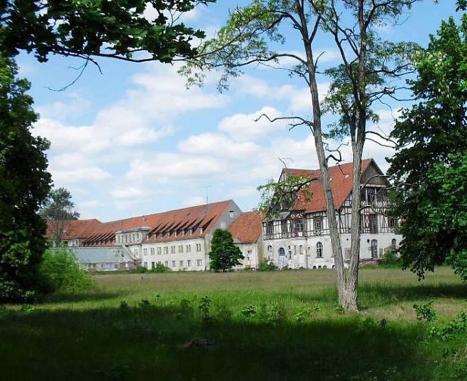 Sanatorium Hohenlychen v Lychenu