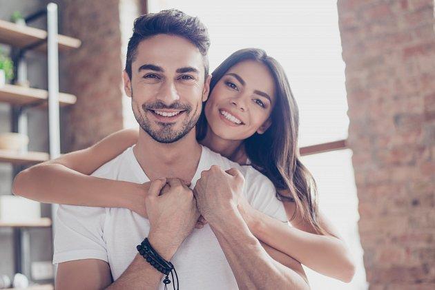 S manželem jsou spolu šťastní.