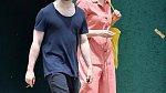 Daniel Radcliffe s partnerkou