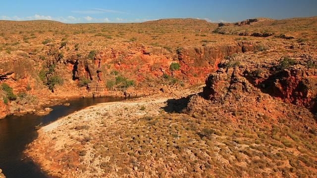 Cape Range národní park, Austrálie