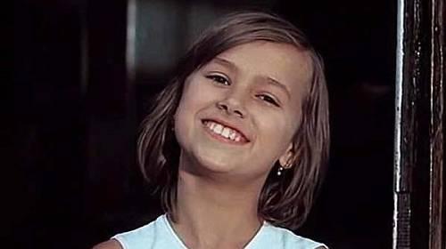 Yvetta Kornová zazářila ve filmu Přijela k nám pouť