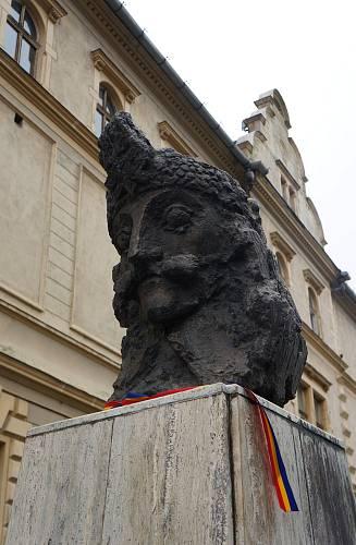 Busta Vlad III. Dracula