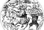 Voda v Temži podle satiriků obsahovala hromadu mikroskopických příšer.