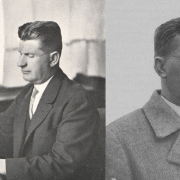 """Tomáš Baťa (3. dubna 1876 Zlín–12. července 1932 Otrokovice) byl československý podnikatel, """"král obuvi"""" – tvůrce světového obuvnického impéria."""