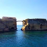 Ostrov byl známý původně pod jménem Euplea (ochránce bezpečné navigace) a stál na něm malý chrám postavený na počest bohyně Venuše