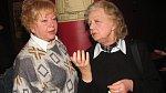 Blanka Bohdanová a Alena Vránová