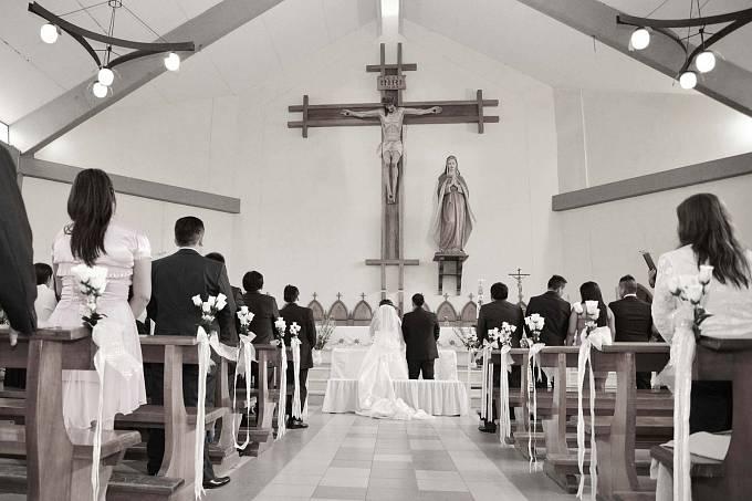 Dříve byl vstup do manželství vnímán jako doživotní akt.
