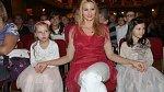Ivana s dcerami