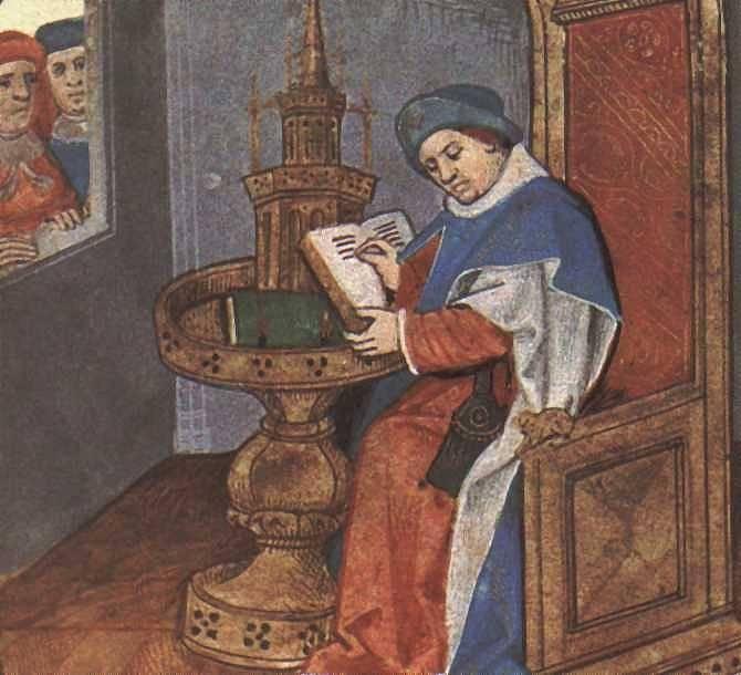 Autor Románu o růži Guillaume de Lorris