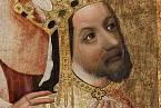 Říká se, že Karel IV. Svatováclavskou korunu proklel.