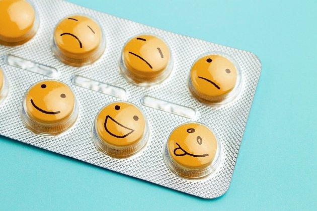 Antidepresiva alkohol nesnáší.