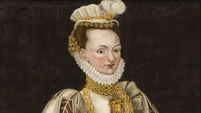 Perchta z Rožmberka v manželství trpěla.