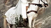 Libuše Šafránková v pohádce Třetí princ