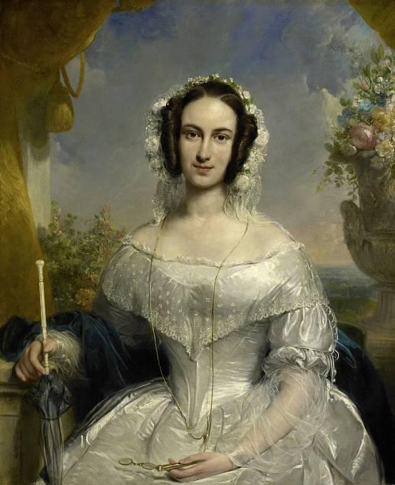 Ideálem krásy byla bledá pleť a tuberkulózní vzhled.