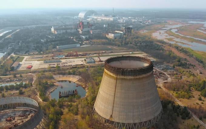 Atomová elektrárna Černobyl