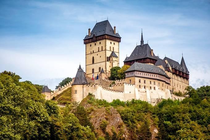 Americký kupec neměl tušení, že je hrad státním majetkem.