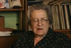 Margita Schwalbová v rozhovoru pro USC Shoah Foundation