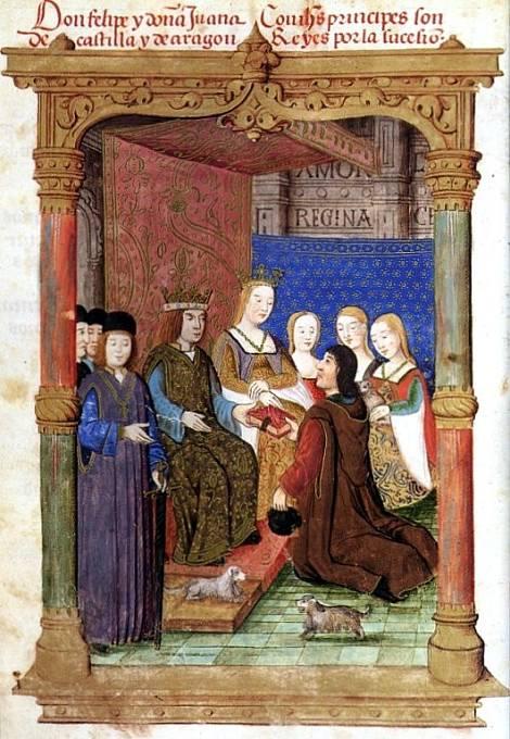 Johana Šílená s manželem Filipem Sličným