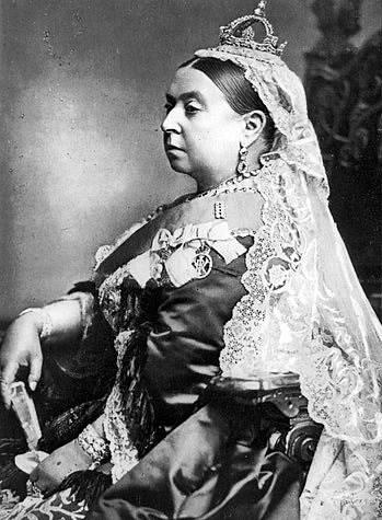 Královna Viktorie proti dětské práci nijak rázně nezakročila.