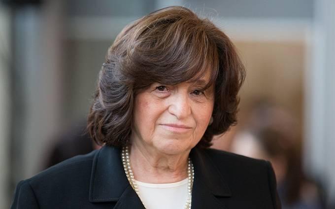 Angela Orosz se narodila v Osvětimi.