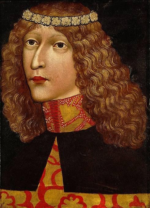 Albrechtův syn Ladislav Pohrobek se dožil pouhých 17 let.