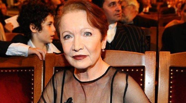herečka Hana Maciuchová.