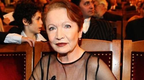 herečka Hana Maciuchová