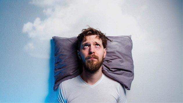 Spánková paralýza.