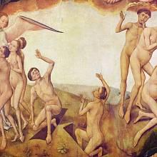 Nahé lidské tělo ve středověku nikoho nepohoršovalo.
