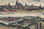 Praha v roce 1600