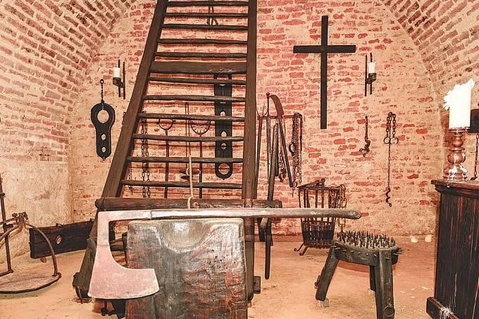 Středověká mučírna