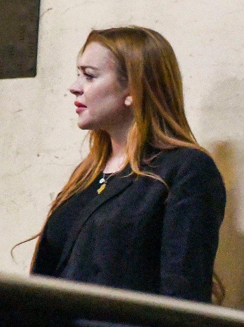 Lindsay Lohan ale také bojovala se závislostmi.