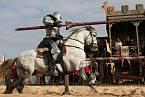 Ukázka středověkého turnaje