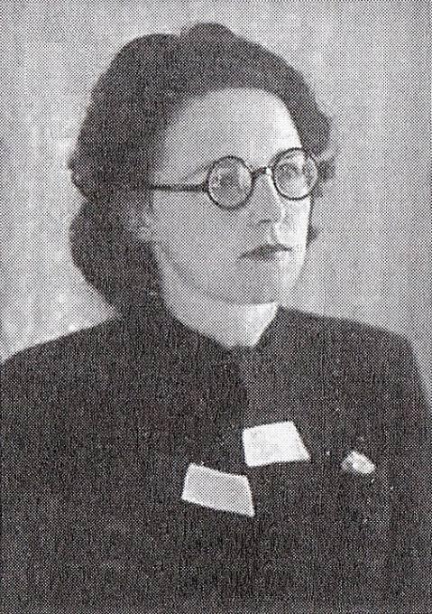 Po vzniku Protektorátu Čechy a Morava v roce 1939 se Inka Bernášková zapojila do odboje