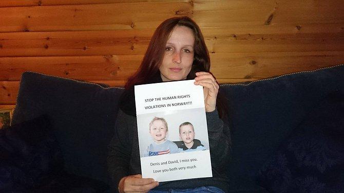 Eva Michaláková ani po letech neztrácí naději.