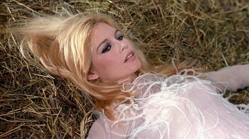 Brigitte Bardot byla idolem a sexsymbolem své doby.