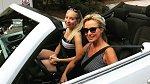 Kateřina s dcerou Kačenkou